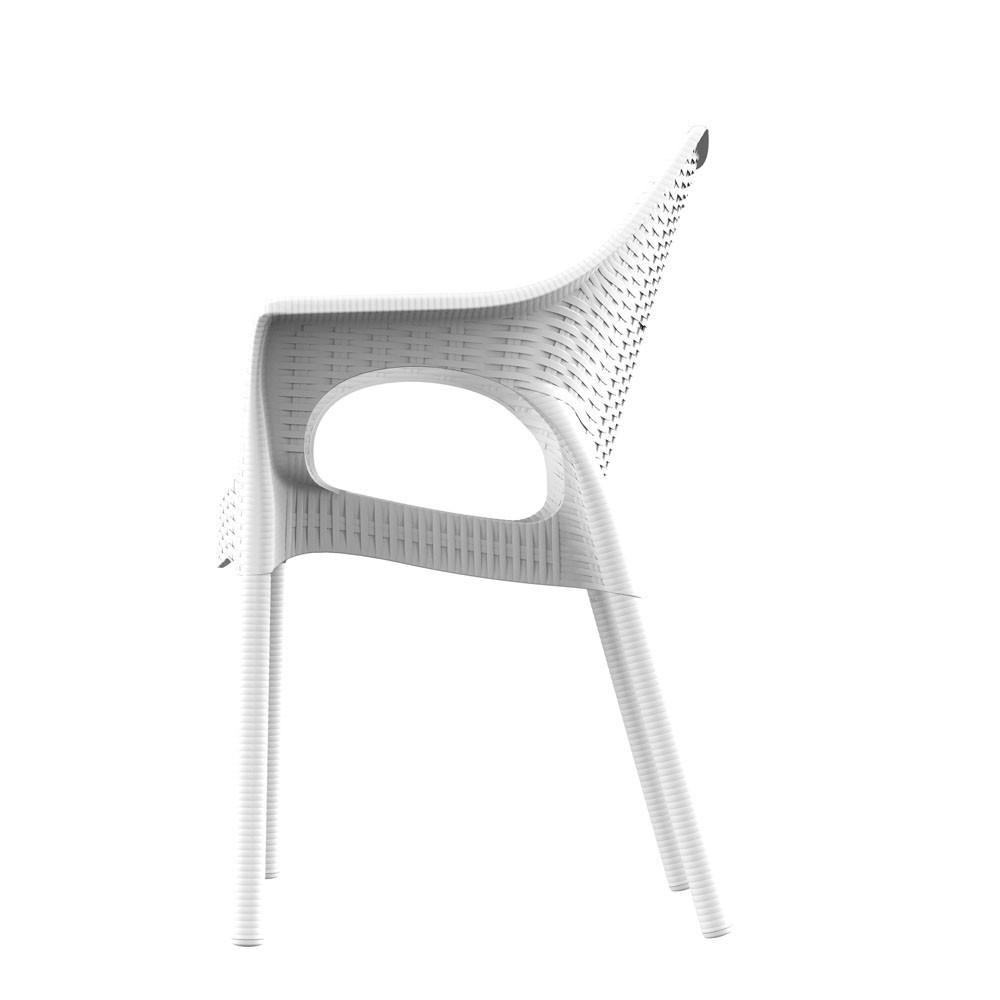 Cadeira Relic branca