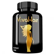 Viva Hair Original | Vitamina para Cabelos - 01 Pote