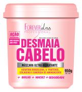 Desmaia Cabelo Original - Máscara Ultra Hidratante - Forever Liss - 950gr