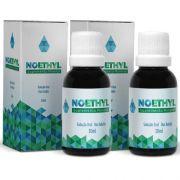Noethyl Original - Anti-Álcool - 02 Frascos - 7% OFF