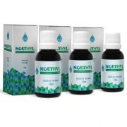 Noethyl Original - Anti-Álcool - 03 Frascos - 15% OFF