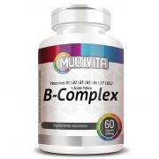 B-Complex (Complexo B)  60 cápsulas de 500mg