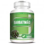 Barbatimão 500mg - 100% Puro - 60 cápsulas