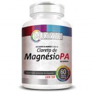 Cloreto de Magnésio PA - 60 cápsulas de 500mg