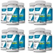 Emagrecedor Natu Diet MZT 700mg Original - Atacado 12 UN