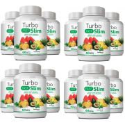 Emagrecedor Turbo Slim Fast Original 500mg - Atacado 12 UN