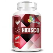 Hibisco - 60 cápsulas de 500mg - 100% Puro