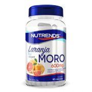 Laranja Moro (Original) + Vitamina C + Picolinato de Cromo - 60 cápsulas de 600mg