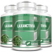 Laxanctivia - Composto Laxante Natural - 500mg - 3 Potes