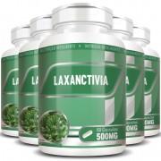 Laxanctivia - Composto Laxante Natural - 500mg - 5 Potes