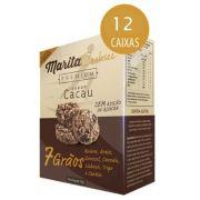 Marita Cookies Premium - Original - Sabor: Cacau | Chocolate -  (12 Caixas)