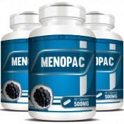 Menopac | Amora e Aquileia - 03 Potes com 60 cápsulas