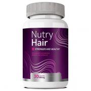 Vitamina para Cabelo - Nutry Hair  - 01 Pote (Original)
