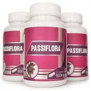 Passiflora - 500mg - 03 Potes