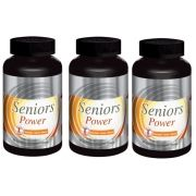 Seniors Power - Original -1000mg | Estimulante Sexual Masculino | 03 Potes