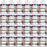 Vitamina D3 - 60 Cápsulas de 500mg - 24 Potes (Atacado)