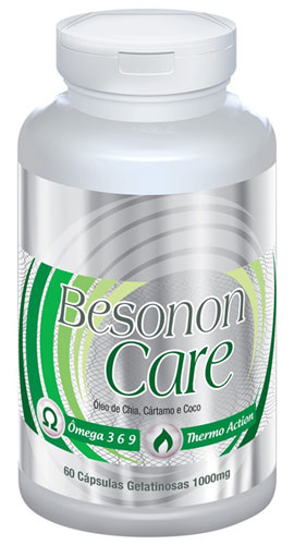 Besonon Care - Emagrecedor - Original | 1000mg | 01 Pote  - LA Nature
