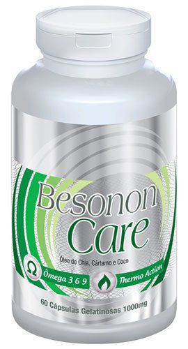 Besonon Care - Emagrecedor Seca Barriga - Original | 1000mg | 01 Pote  - LA Nature