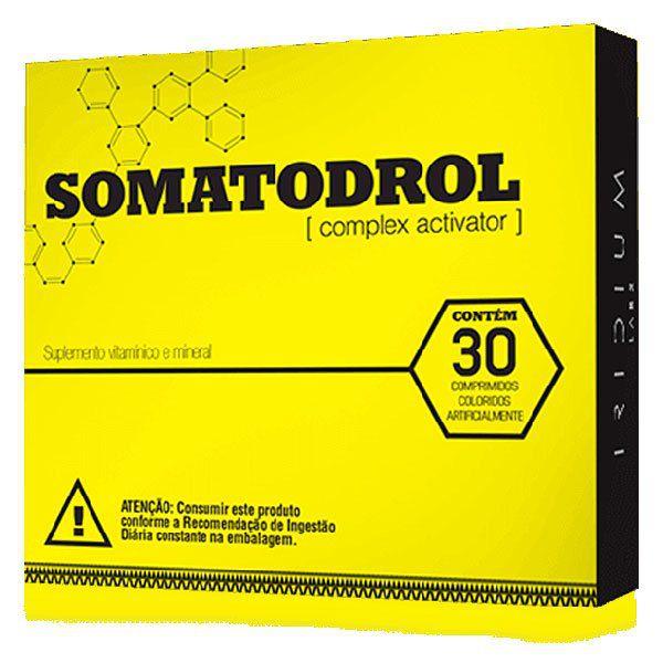 Somatodrol - Original | 30 cápsulas  - LA Nature