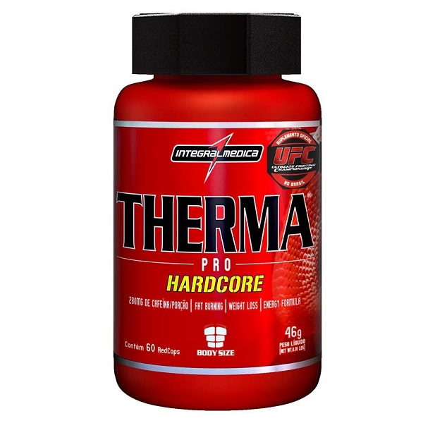 Therma Pro Hardcore (60 cápsulas) - Integralmedica  - LA Nature