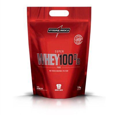 Super Whey 100% 907 g - Integralmédica - Unissex - Chocolate  - LA Nature