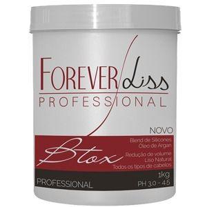 Btox Capilar Argan Oil 1kg | Forever Liss |  - LA Nature