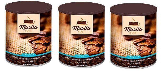 Café Marita 6.0 - Original - Super Combo - 03 Latas  - LA Nature