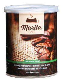 Café Marita Verde - Original - 01 Lata  - LA Nature