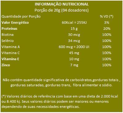Colágeno Hidrolisado em Pó, Bodybalance® - 200g  - LA Nature