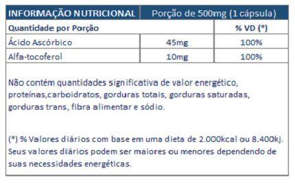 Colágeno Tipo 2 - Ultra Concentrado - 30 cápsulas de 500mg  - LA Nature