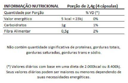 Cúrcuma 600mg + Própolis Extrato Seco 400mg + Gengibre 100% Puro 500mg  - LA Nature