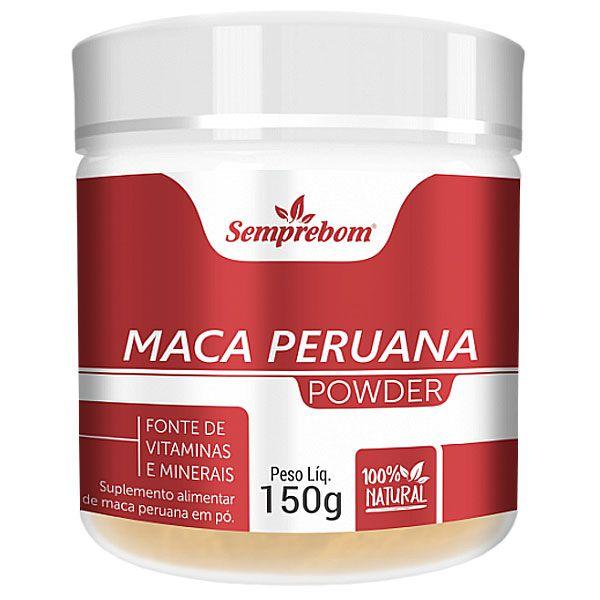 Maca Peruana em Pó - Powder - 150g  - LA Nature