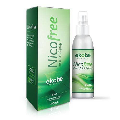 Nicofree | Spray - 60ml  - LA Nature