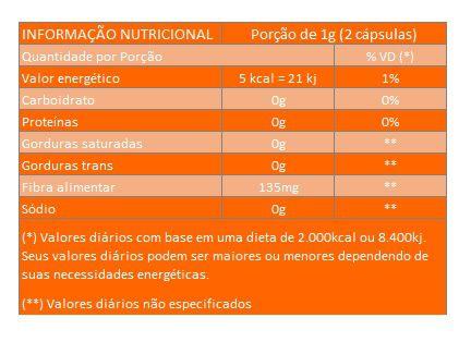 Sucupira - Original - 500mg - 60 cápsulas  - LA Nature