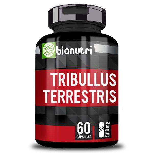 Tribulus Terrestris - Original - 500mg - 60 cáps.  - LA Nature