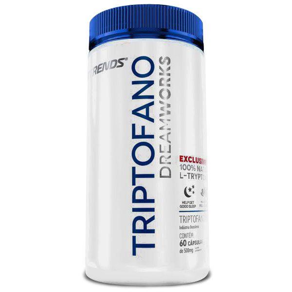 Triptofano L-Tryptophan Original 500mg - 1 Pote  - LA Nature