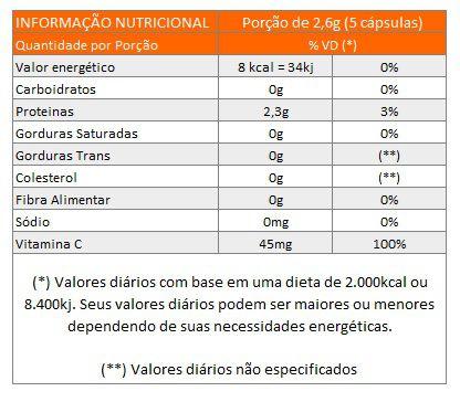 Verisol Original Bio Colágeno TIPO II -520 mg - 01 Pote  - LA Nature