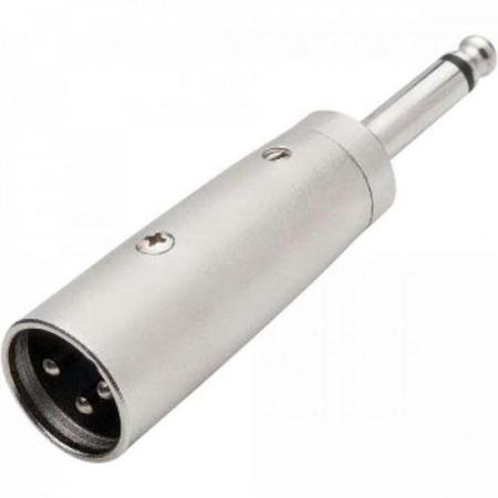 Adaptador Cannon Macho para P10 Mono ADAP0032 STORM - PCT / 5