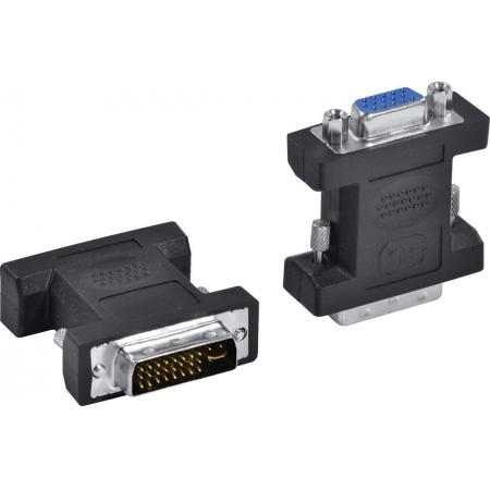 Adaptador DVI Macho X VGA Femea AVF-DVII