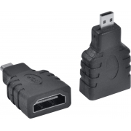 Adaptador Micro HDMI Macho X HDMI Femea AH-MCH