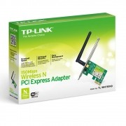 Adaptador Placa PCI EXPRESS Wireless TP-LINK TL-WN781ND 150 MBPS