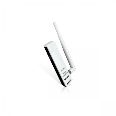 Adaptador TP-LINK Wireless TL-WN722N USB 150MBPS - TPL0034