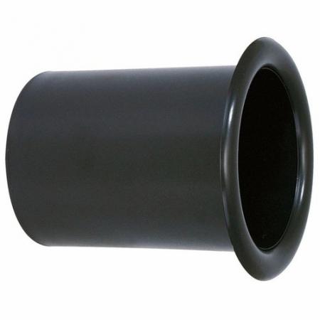 Aero Duto Permak 3 Plastico Especial para Acabamento Caixa de Som Permak Preto