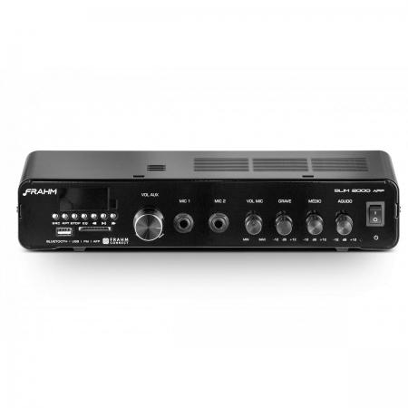 Amplificador SLIM 2000 APP G3 120W com BLUETOOTH/USB/SD/ FM 31912