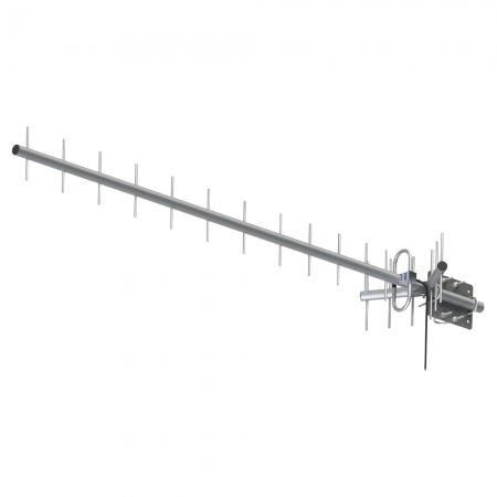 Antena Celular Proeletronic PQAG-2017 Dual BAND 17 DBI