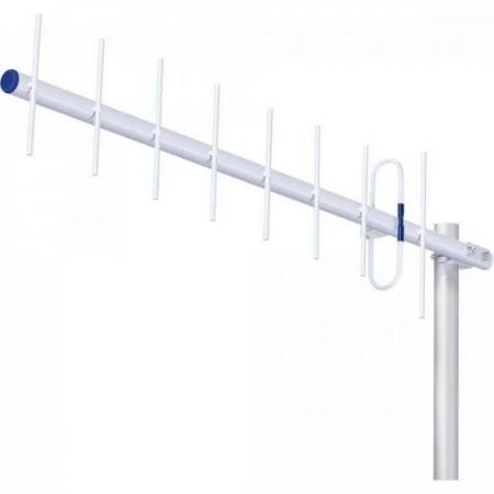 Antena Externa para Celular Yagi 700MHZ 14DBI CF714 Aquario