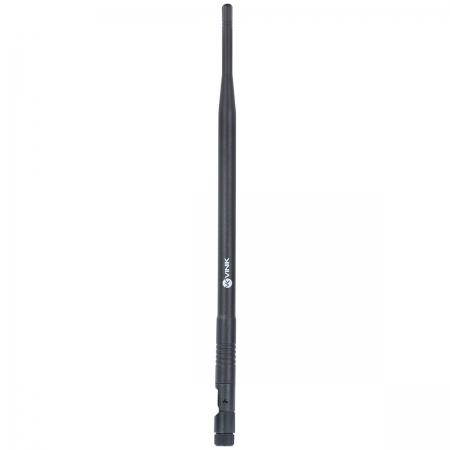Antena Omnidirecional 7DB - AOI-7, Ideal para Pigtail e Utilizacao em Radiotransmissor e Celular Rural, SMA Macho