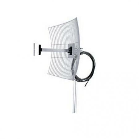 Antena Parabolica Aquario MM-2420F10 Grade Internet 20DBI