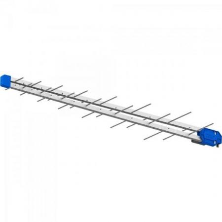 Antena PQ451040 Fixa Externa sem Haste UHF Banda IV e V Proeletronic