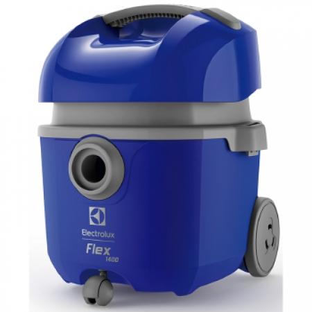Aspirador Electrolux 1400W Agua e PO FLEX - FLEXN-2 AZUL 220 VOLTS